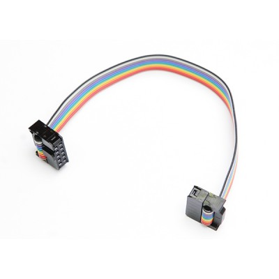 "6"" F/F Cable 10-pin IDC"